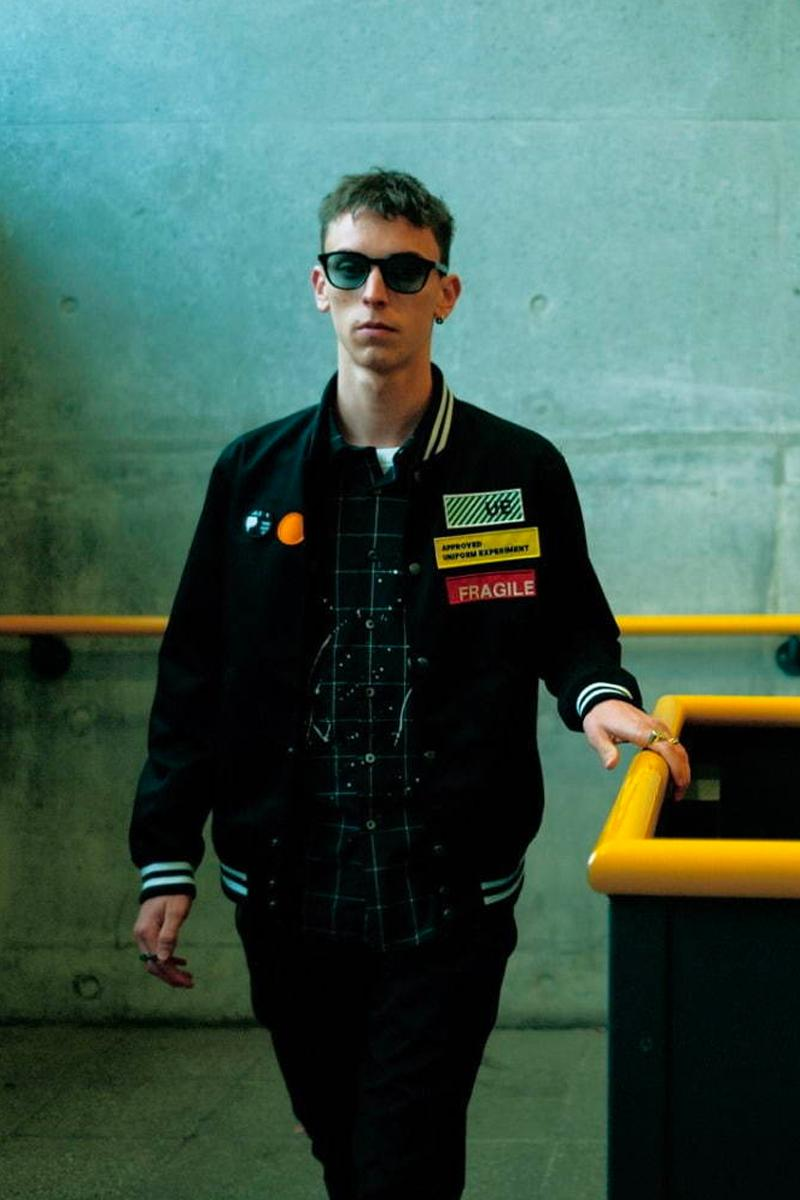 uniform experiment SS20 Collection Lookbook japanese streetwear fashion brand americana contemporary release info