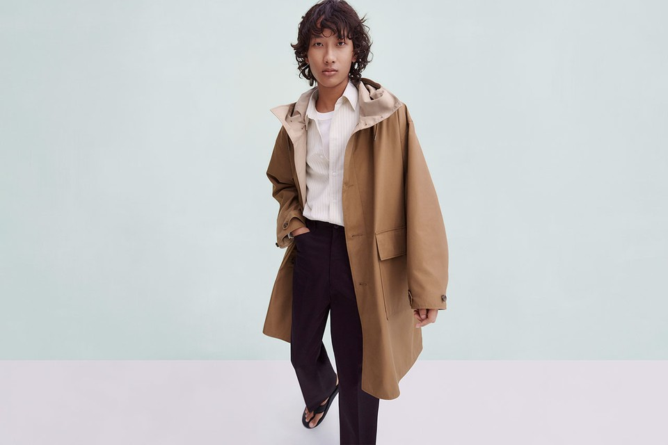 UNIQLO U SS20 Lends Surfer Cool to Seasonal Workwear Staples