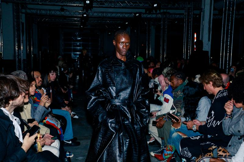 Vetements Fall Winter 2020 Paris Fashion Week Front Row