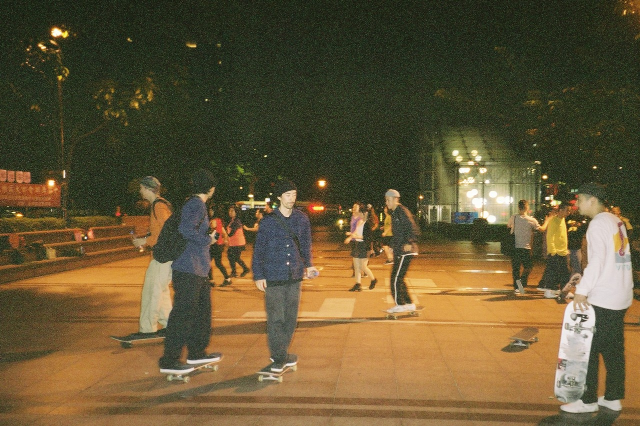 victoria arthur leung skateboarding skating skate hong kong taipei taiwan china asia alfie art japan thailand korea united states