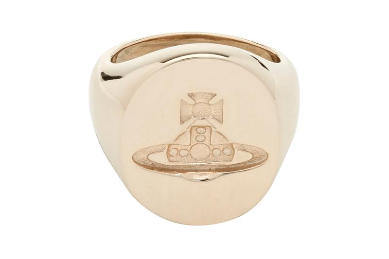 Vivienne Westwood Seal Ring Release Gold Silver Info Buy Price