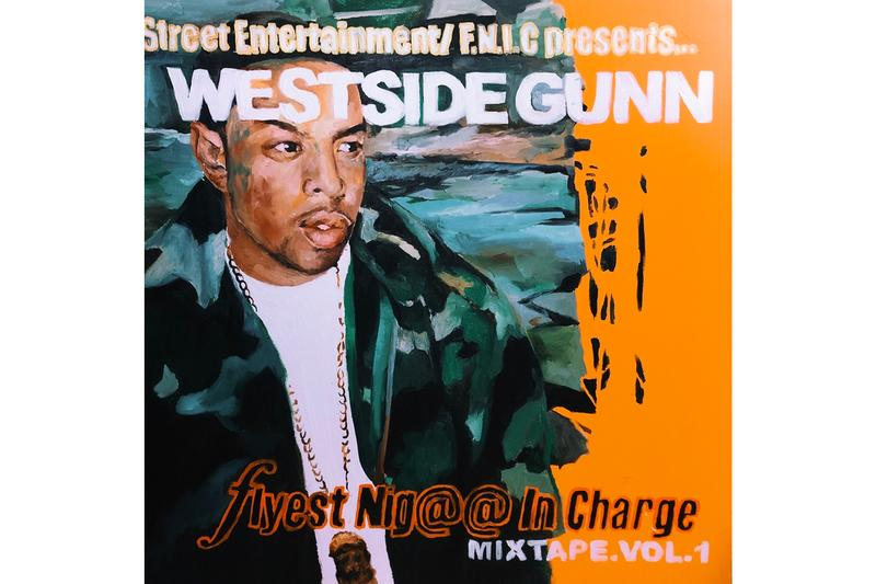 Westside Gunn 'Flyest Nig@@ In Charge, Vol. 1' Mixtape Stream hip-hop rap nyc new york griselda records 15 year old project Conway the Machine and BENNY THE BUTCHER, Machinegun Blak, Cutter, Thugzman, and Hollowheadz.