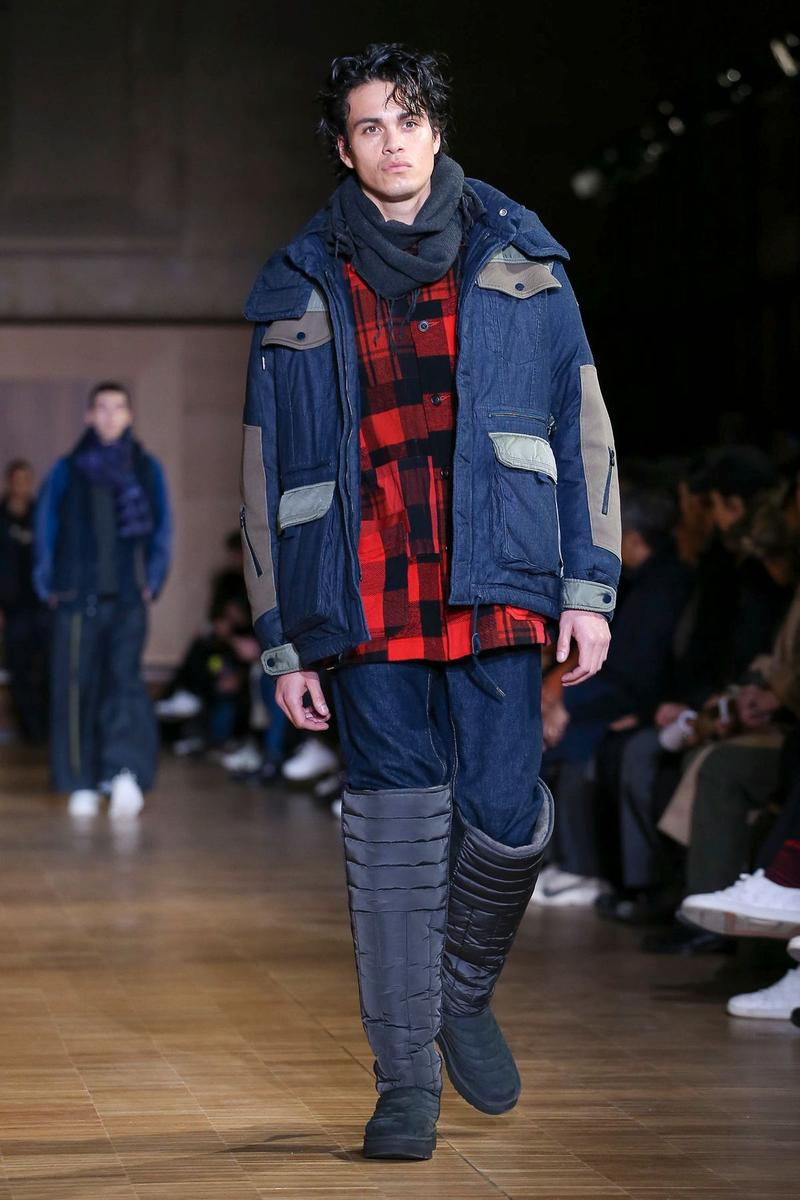 white mountaineering fall winter collection menswear fashion apparel accessories shoes