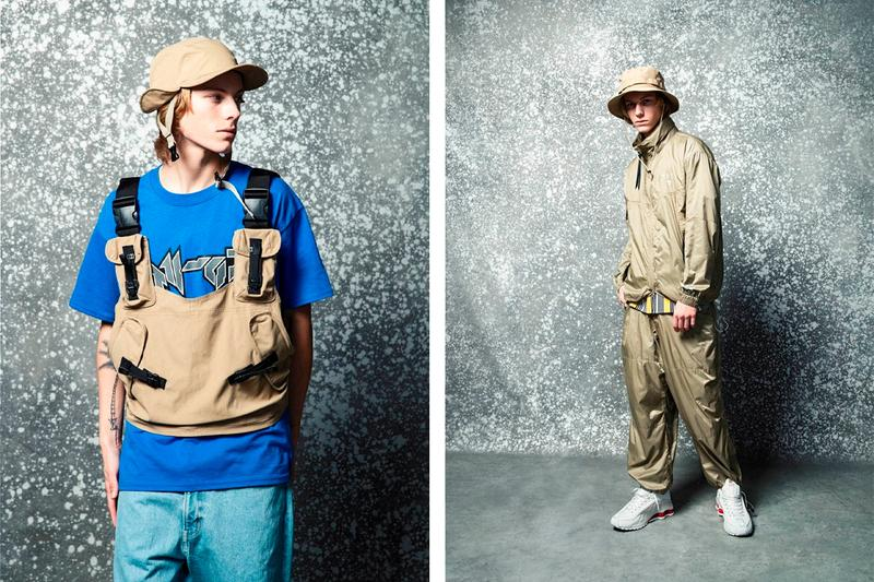 whiz limited rave spring summer 2020 ss20 collection lookbook 80s motifs