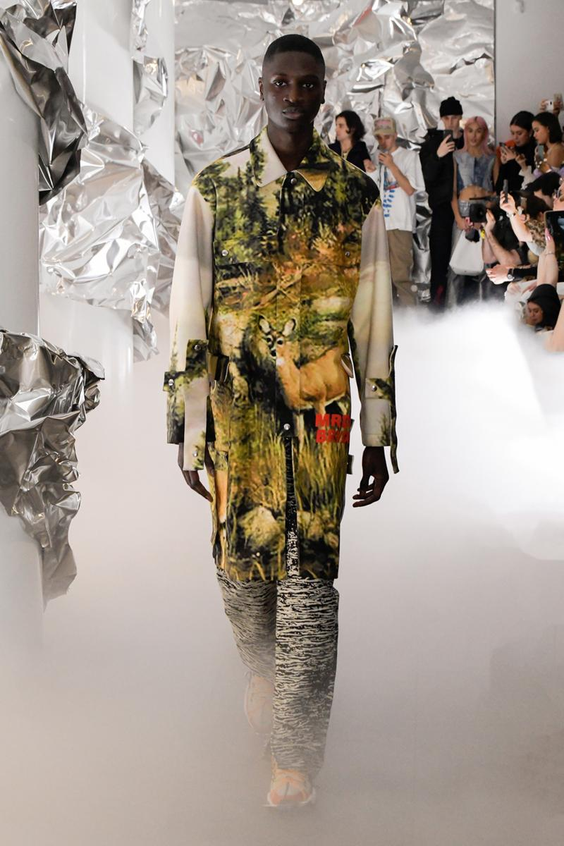 """WHO DECIDES WAR Fall/Winter 2020 Runway Collection Paris Fashion Week Jackets Hoodies Coats Pants Religion """"Notes on Sacrifice"""" Leather"""