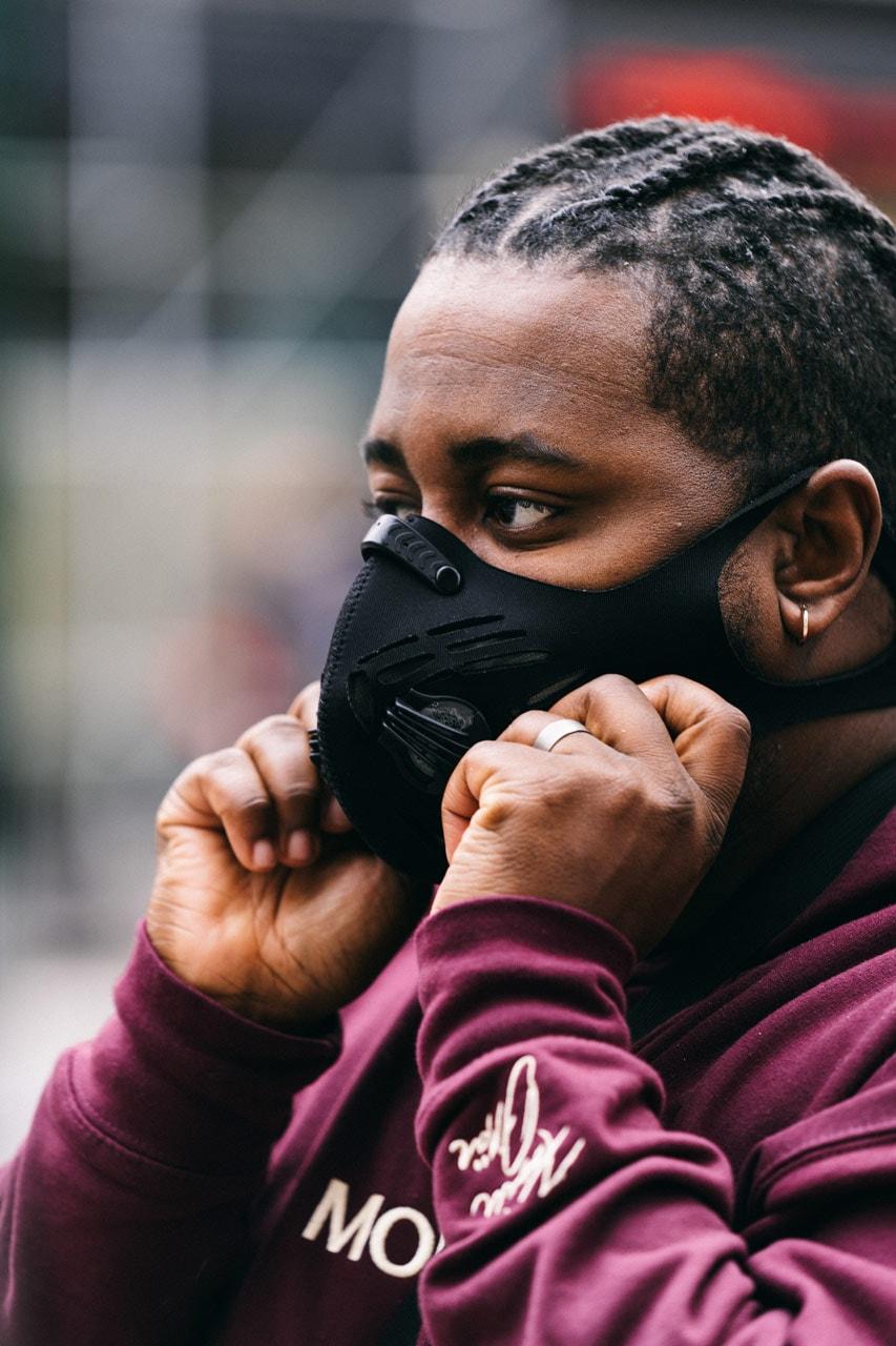 xavier omar streetsnaps style interview music inspirations  SPZRKT r&b pop hip hop asos converse chuck taylor new york city