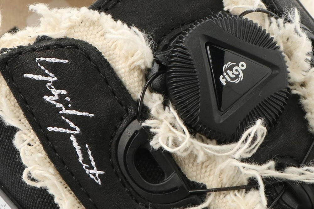 Yohji Yamamoto x xVESSEL SS20 Sneaker Collaboration spring summer 2020 footwear high low top menswear pour homme february 5 2020
