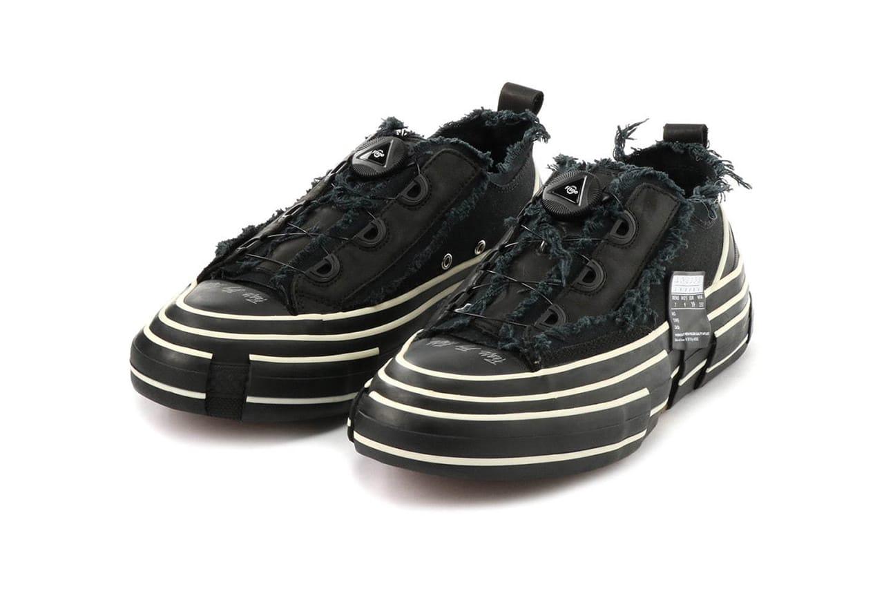 Yohji Yamamoto x xVESSEL SS20 Sneaker