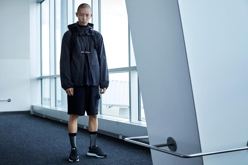 Y-3 Spring/Summer 2020 Capsule Collection Second Drop Travel Shirts Pants Vests T-shirts Shorts Caps Bags Black Y-3 REHITO Sneaker