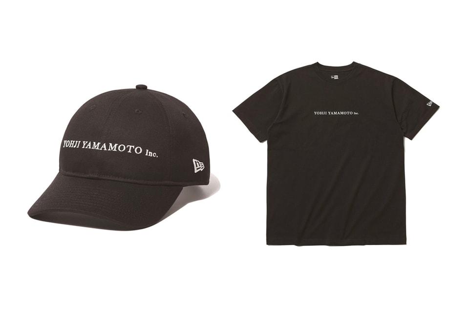 Yohji Yamamoto Celebrates 100th Anniversary of New Era With Special Package