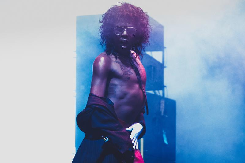 Yves Tumor 2020 Headlining Tour Announcement safe in the hands of love Dates
