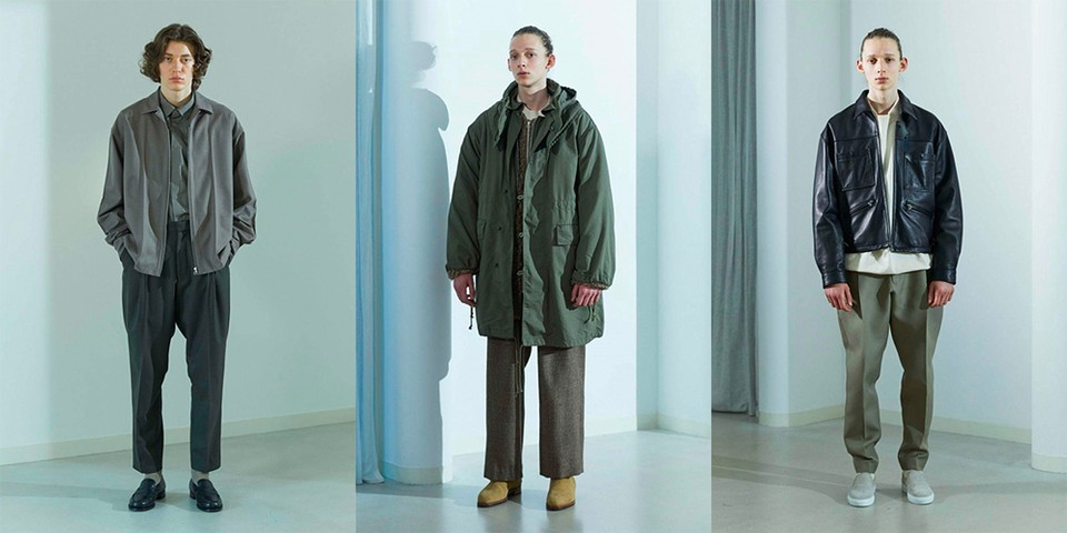 08sircus Fragments Midcentury Military Styles for FW20