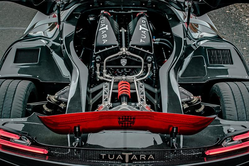 2020 SSC Tuatara Revealed 300 MPH 1,750 BHP 5.9-litre V8 Twin Turbocharged North American Supercar Hypercar Cars Automotive News Groundbreaking Engineering Fast Super Limited Edition Rare First Look