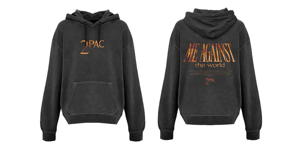2Pac Estate Drops '90s Hip-Hop Merch for 25th Anniversary of 'Me Against the World'