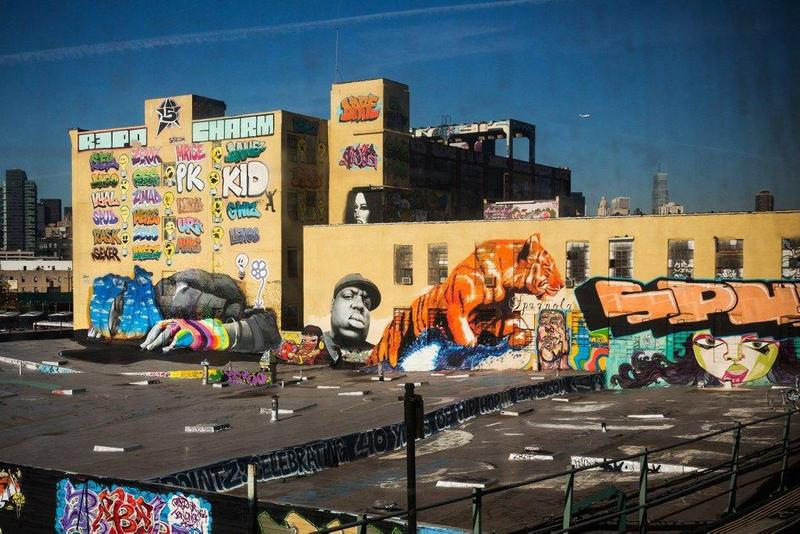 5Pointz Graffiti Mecca Queens Long Island City Murals Buildings
