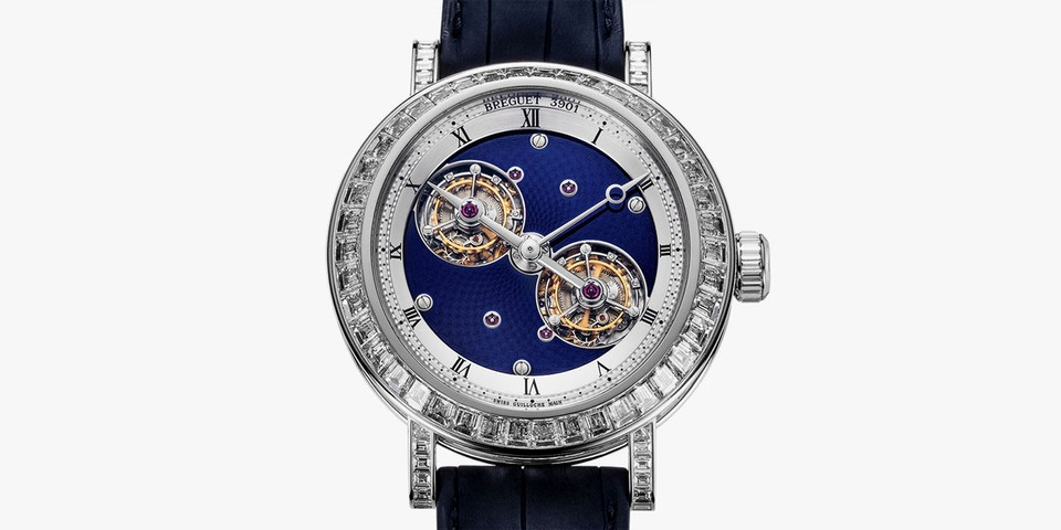 The Ronaldo-Approved Breguet Double Tourbillon 5349 Weighs in at $850,000 USD
