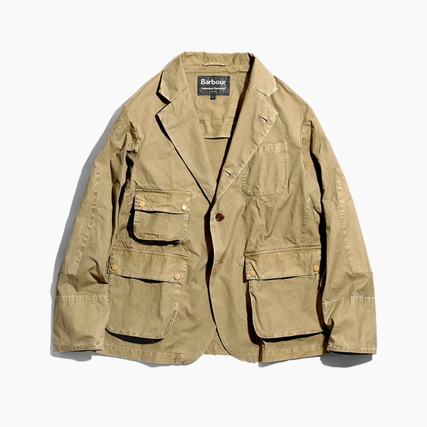 Engineered Garments x Barbour Highland Parka
