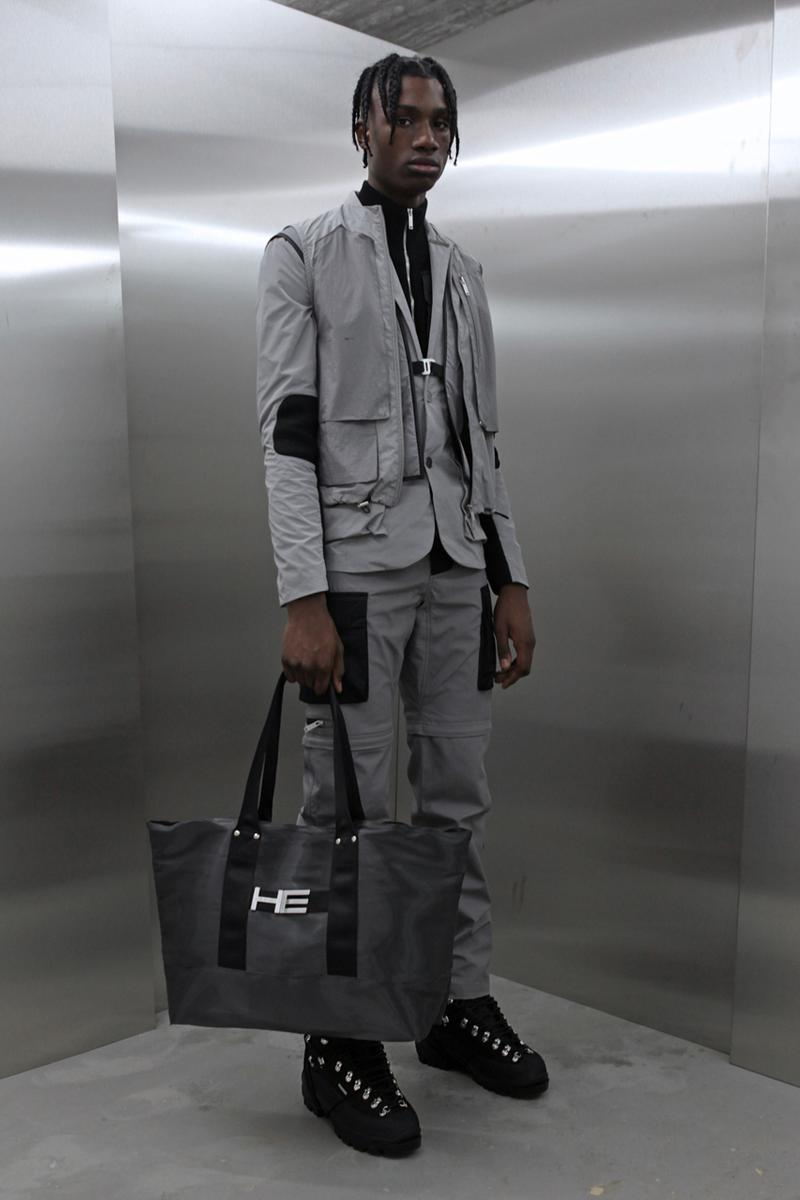 HELIOT EMIL Fall/Winter 2020 Collection Lookbook fw20 runway show presentation