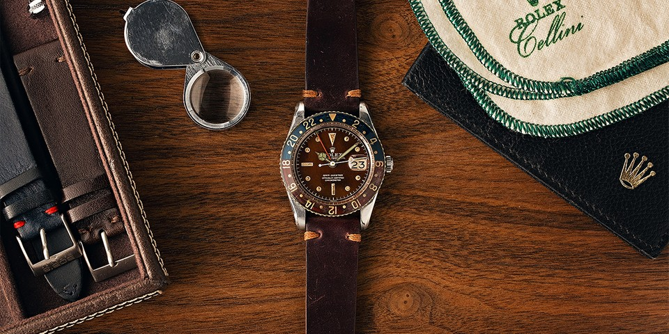 Take a Look at Paul Altieri's Coveted Rolex GMT-Master Collection