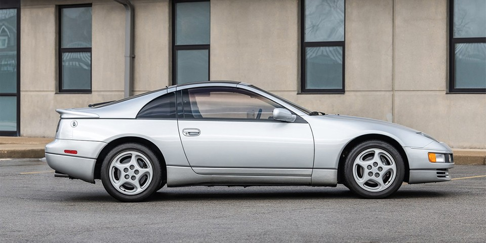 A Mint 1990 Nissan 300ZX Twin Turbo Is Now up for Auction