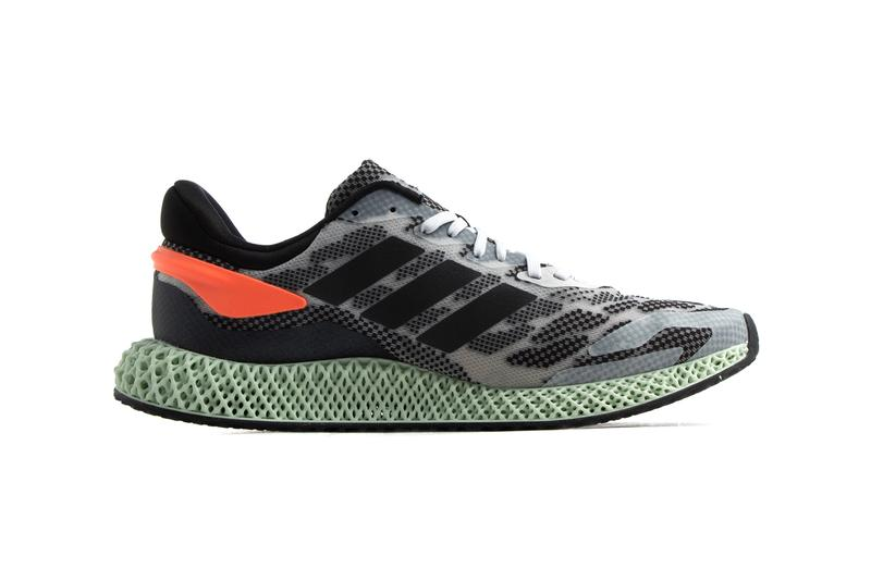 adidas 4d run 1 0 cloud white core black signal coral aero green futurecraft fw1233 release date info photos price