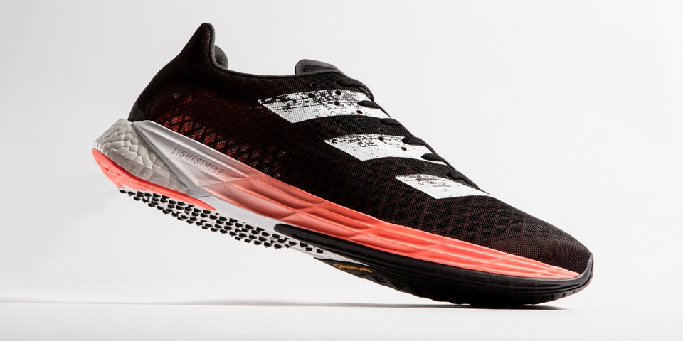 adidas Introduces Ultra-Fast adizero Pro Distance Running Shoe