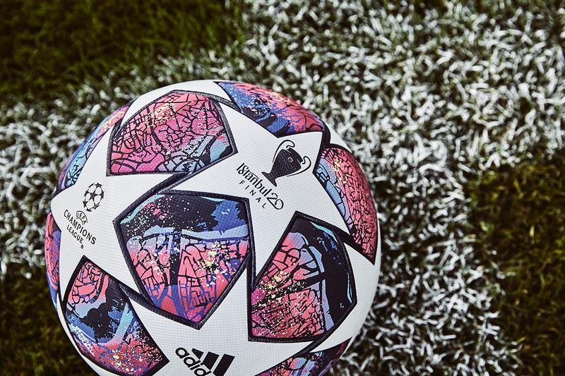 adidas champions league knockout rounds match ball istanbul final 2020 release information date buy cop purchase