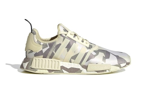 """adidas NMD R1 Embraces Bold Geometric Prints in """"Fractal Camo"""" Pack"""