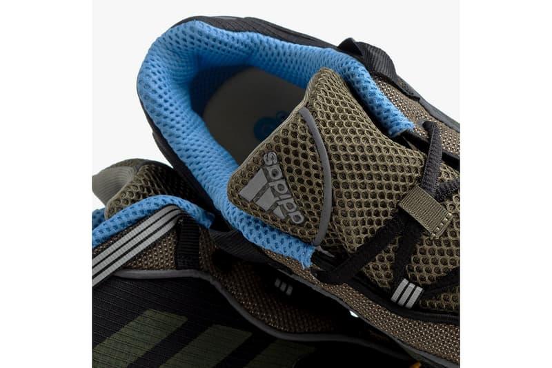 adidas Originals NOVATURBO H6100LT & RESPONSE HOVERTURF GF6100A Release Information Drop Date Three Stripes Gardening Pack Consortium