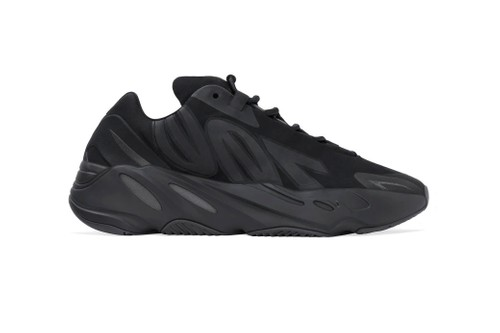 """adidas YEEZY BOOST 700 MNVN """"Triple Black"""" to Drop In-Store Only"""