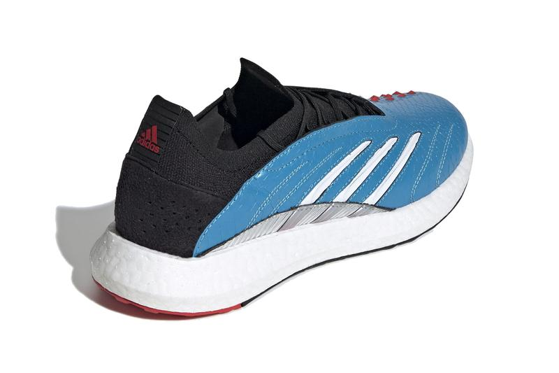 adidas predator archive soccer shoes core black cloud white red EH2942 release date info photos price