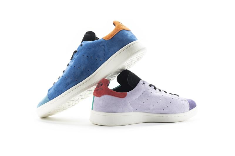 adidas originals Stan Smith Multi Multi rivalry low royal blue white ef6414 ef4974 footwear shoes sneakers runners trainers kicks tennis court classic spring summer 2020 collection