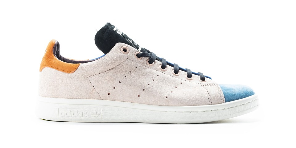 adidas Color-Blocks Stan Smith & Rivalry Lows With Bold Palettes
