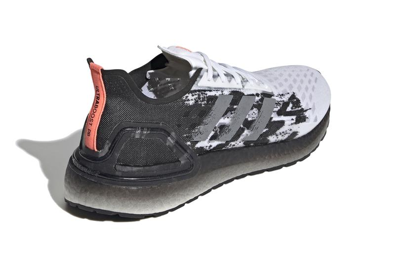 adidas ultraboost pb cloud white grey three 3 core black EG0915 signal coral EG0427 release date info photos price
