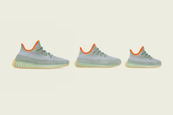 """Picture of adidas YEEZY BOOST 350 V2 """"Desert Sage"""" Receives Release Date"""