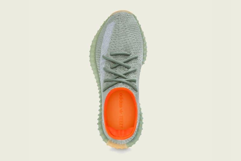 adidas YEEZY BOOST 350 V2 Desert Sage Release Date fx9035 Info Buy Price Kanye West
