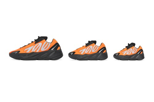 "adidas Officially Announces YEEZY BOOST 700 MNVN ""Orange"""