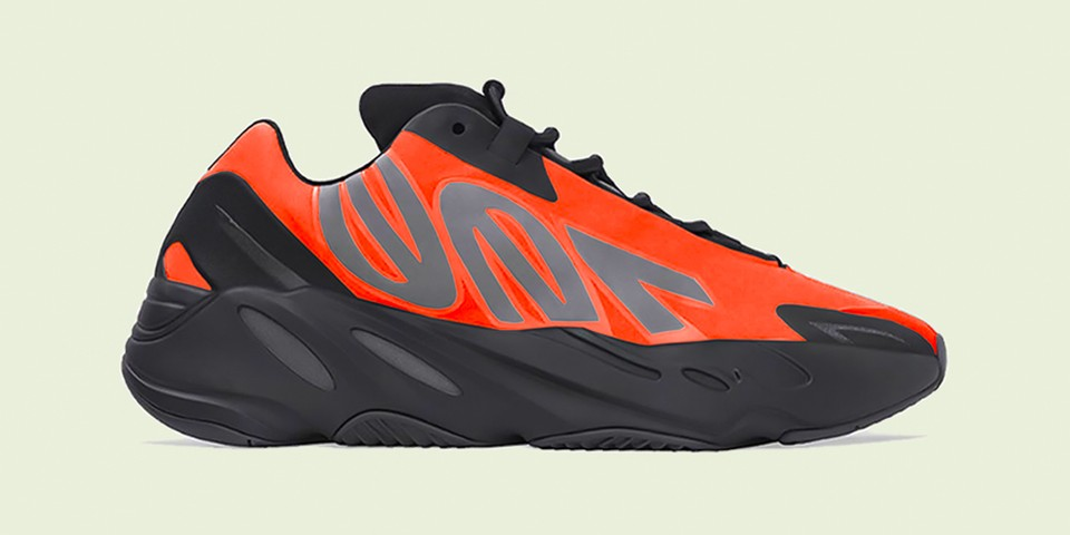 """The adidas YEEZY BOOST 700 MNVN """"Orange"""" Will Also Be a Regional Release"""