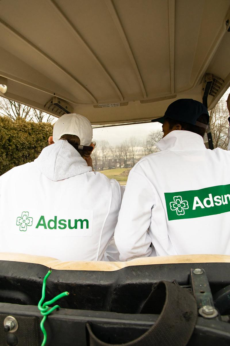 Adsum spring/summer 2020 ss20 collection lookbook release information buy cop purchase new york brooklyn store end nitty gritty