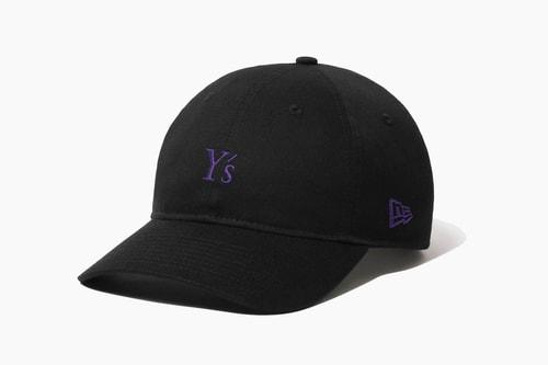 Yohji Yamamoto Y's x New Era SS20 Capsule Collab