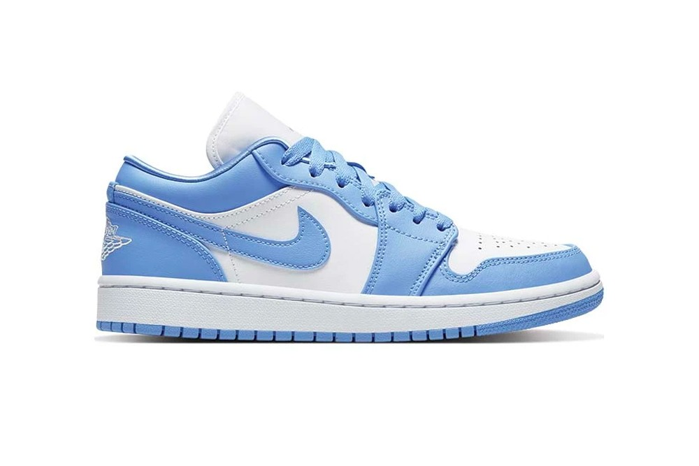 Nike Air Jordan 1 Low Unc Hypebeast