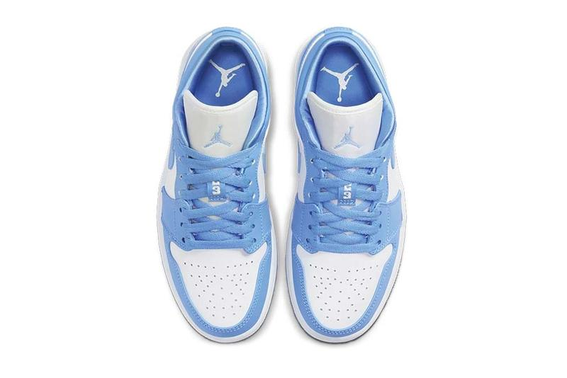 Nike Air Jordan 1 Low Unc Hypebeast