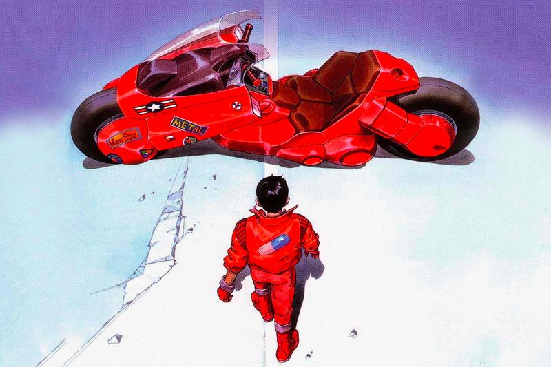 AKIRA Bonus Disc Added Animation 4K Remaster Set anime illustrator cartoon films movies japanese sci fi dystopian thriller psychological art house cinema Biker Kaneda Katsuhiro Otomo
