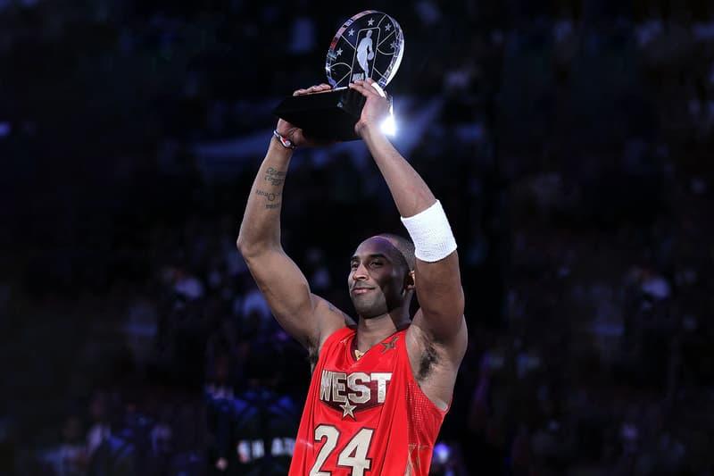 NBA All-Star MVP Award Renamed to Kobe Bryant MVP Award Adam Silver David Stern