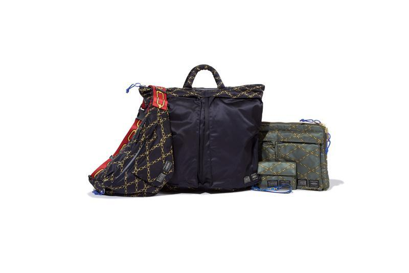 Aries Porter Bags Collection