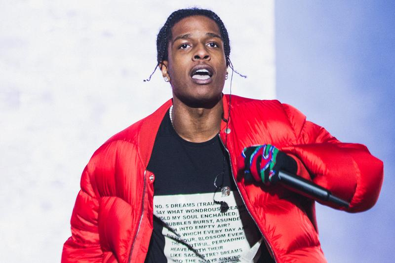 A$AP Rocky Talks Donald Trump, Swedish Legal Saga, New Music on the Way 4th Studio Album Fourth Gunz n Butter Mob Ferg President Sweden Swedish HYPEBEAST WSJ Magazine Wall Street Journal
