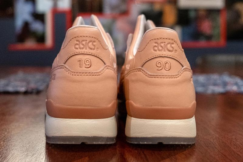 asics gel lyte 3 iii kobe beef leather 1191A347 700 release date info photos price