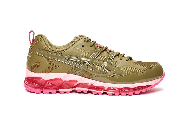 GmbH Officially Reveals ASICS GEL-Nandi 360 Collaboration
