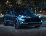 Aston Martin's DBX SUV Will Offer Comprehensive Customization