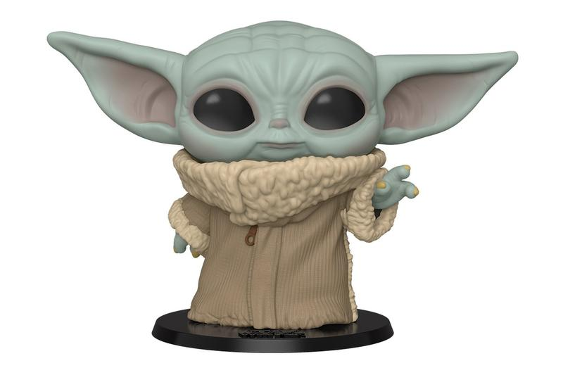 Baby Yoda Best-Selling Funko Pop All-Time Star Wars The Mandalorian Disney Plus Disney+
